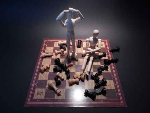 board game business challenge chess