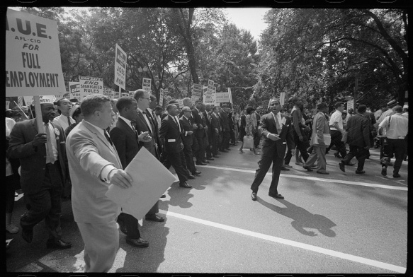 Martin Luther March on Washington